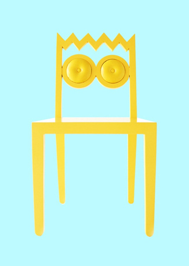 Caricature Chairs (3)