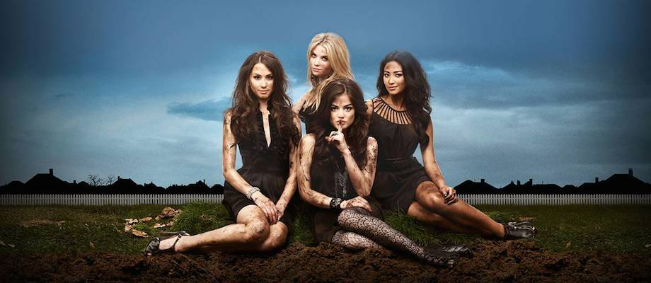 Serienstart: Pretty Little Liars