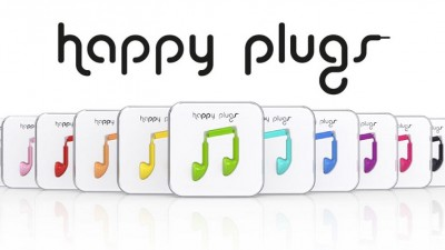 Happy Plugs – Luxuskopfhörer
