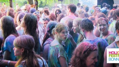 Holi Colors Festival Bonn