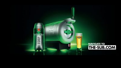 "Heineken präsentiert ""THE SUB"" (Sponsored Video)"